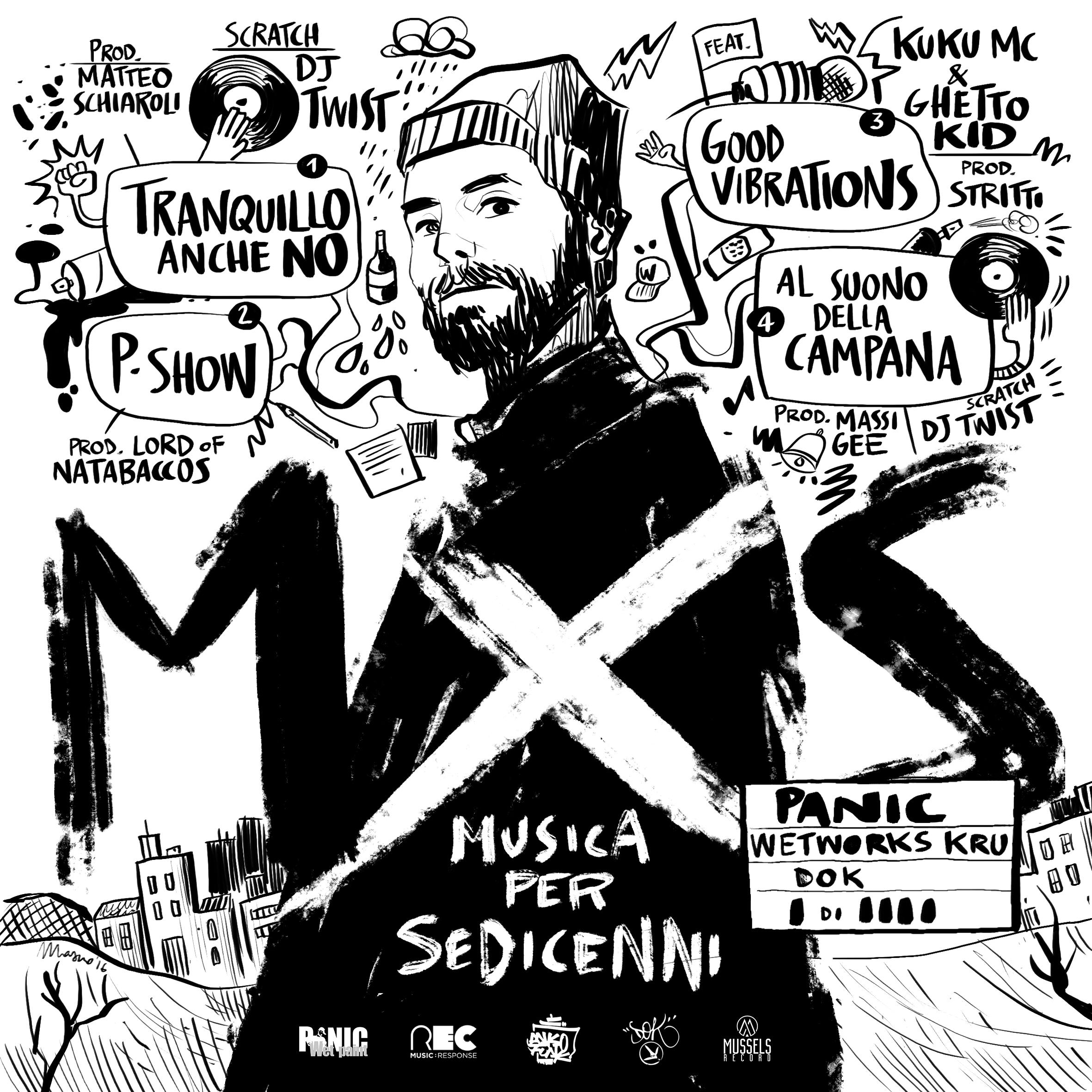 MXS – Musica per sedicenni – Panic